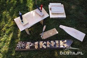 Pierwszy Piknik Stolarski