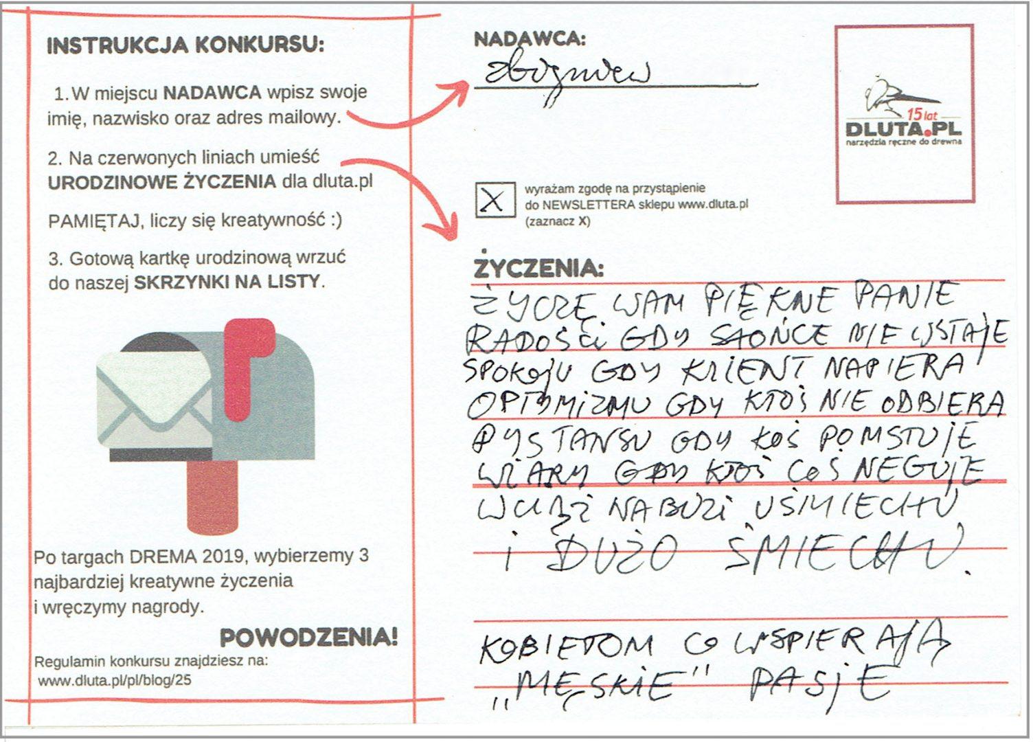 dlutapl-targi-drema2019-konkurs-urodzinowy-mijesce-drugie