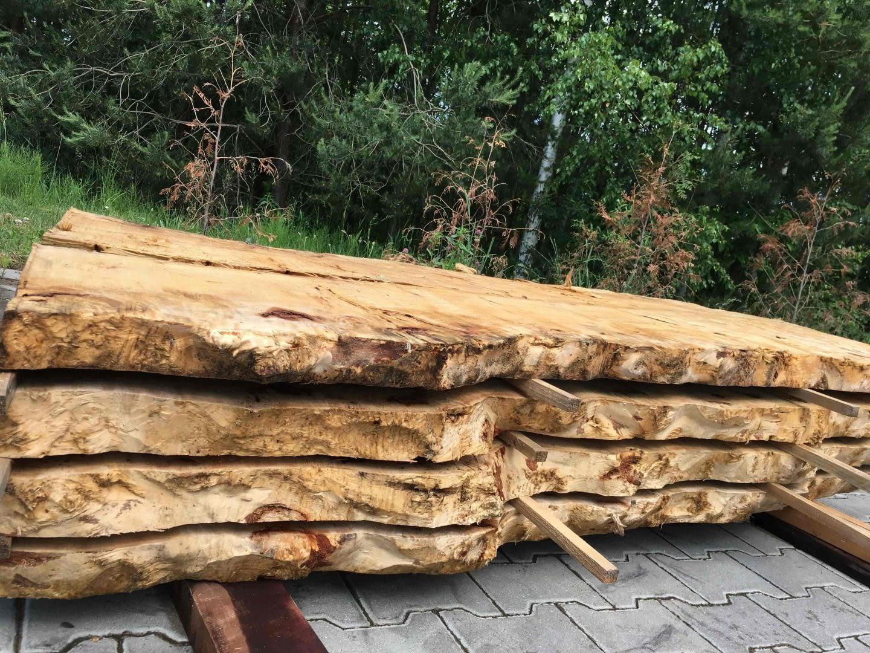 magazynowanie drewna na przekladkach w firmie sekowski