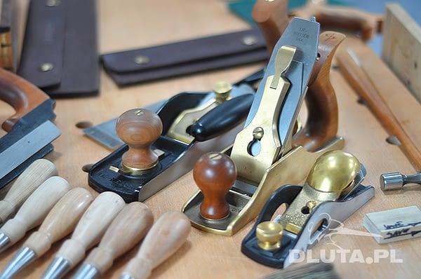 wyposażenie warsztatu stolarskiego
